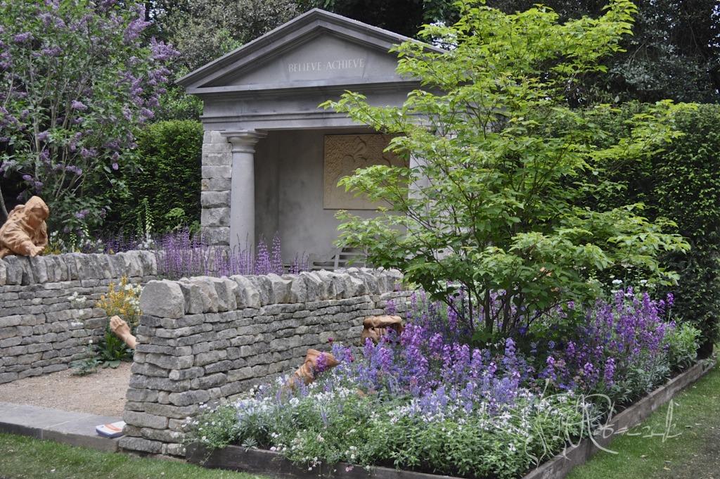 Meningitis Now Futures Garden