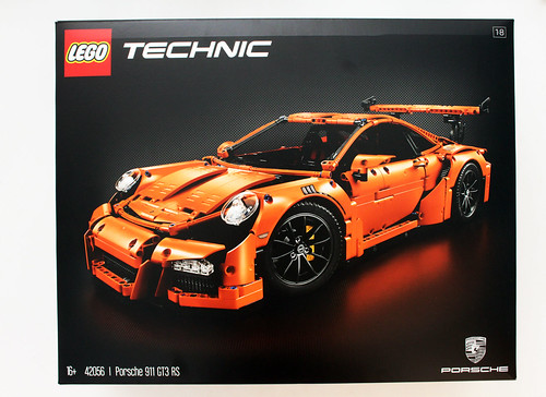 Lego Issues Official Statement Regarding Technic Porsche 911 Gt3 Rs