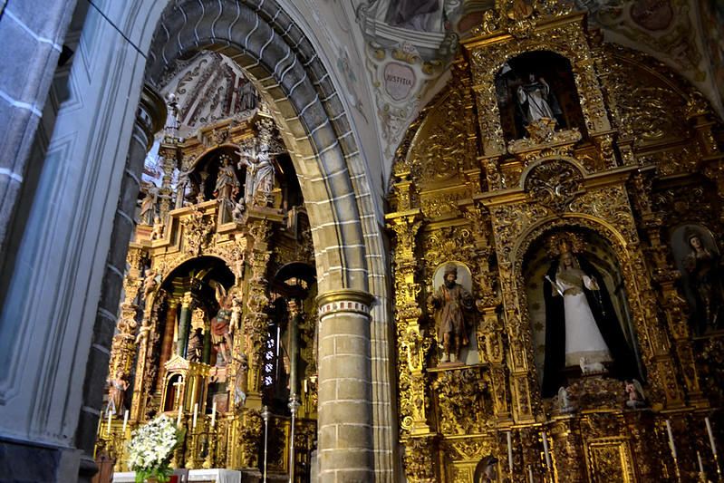 Jerez de los Caballeros. San Miguel Arcangel