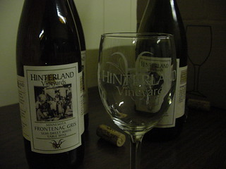 Hinterland wines from Clara City, MN | by flyingtomatofarms