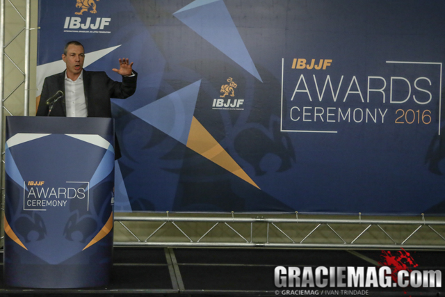 2016 IBJJF Award Ceremony