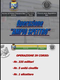 Operazione Ampio Spettro Slide