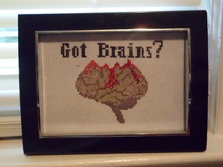 Got Brains? | by OBB Mich