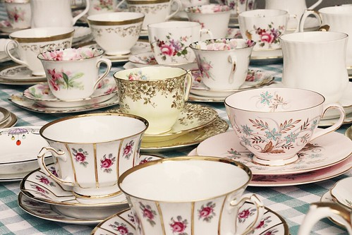 teacups | by pearled