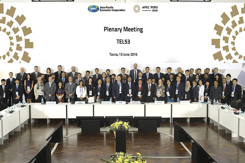 Plenary Meeting TEL53