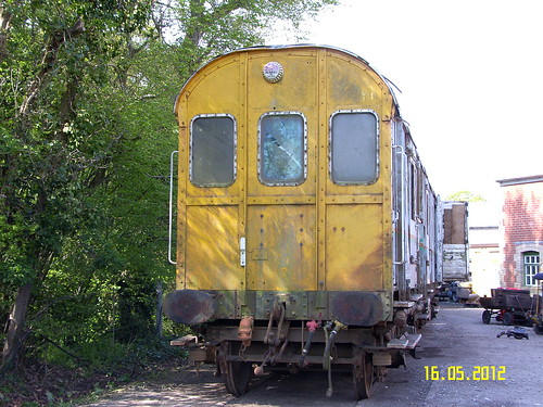 Ex Hastings Line DEMU Thumper unit | by mcmillant75
