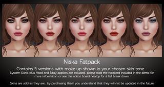 Niska Fatpack