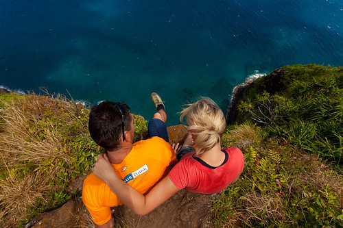 Big Drop, Kalalau Trail | by Buck Forester