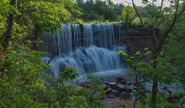 27684913252 d9b3bb769a z Cowley Lake Waterfall: Kansas