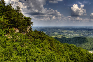 pinnacle overlook at cumberland gap | by Dailyville
