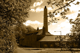 OLD BOILERHOUSE (Old Bangour Village Hospital) | by Elizabeth MacDonald (BIF1)