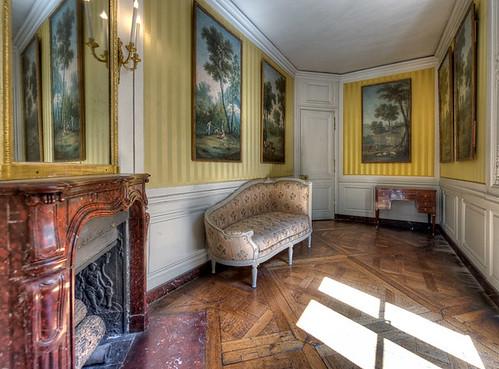 Appartements priv s de marie antoinette 31 32 salon de for Salon de marie