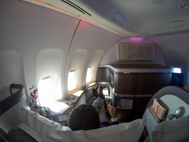 27930321772 dd2479cd64 c - REVIEW - Cathay Pacific : First Class - Tokyo Haneda to Hong Kong (B747)