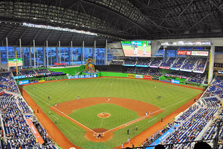 Miami Marlins Park | by Infinity & Beyond Photography