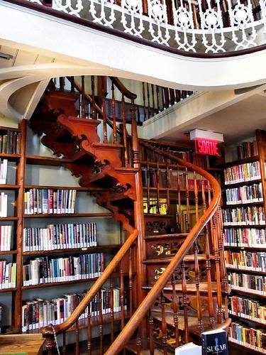Morrin centre library