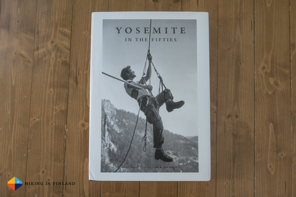 Yosemite in the Fifties Cover