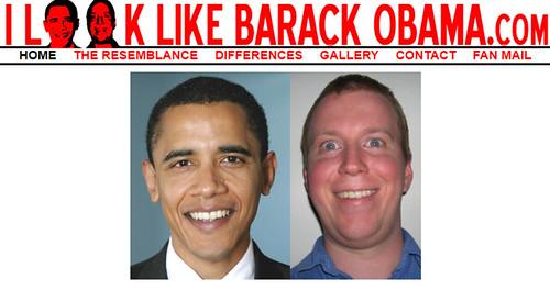 I Look Like Barack Obama