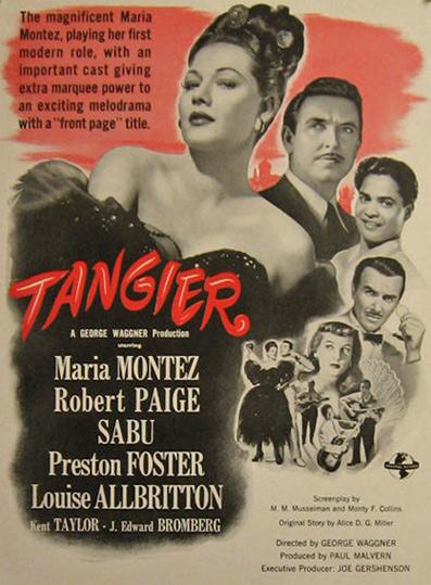 Tangier - Poster 6