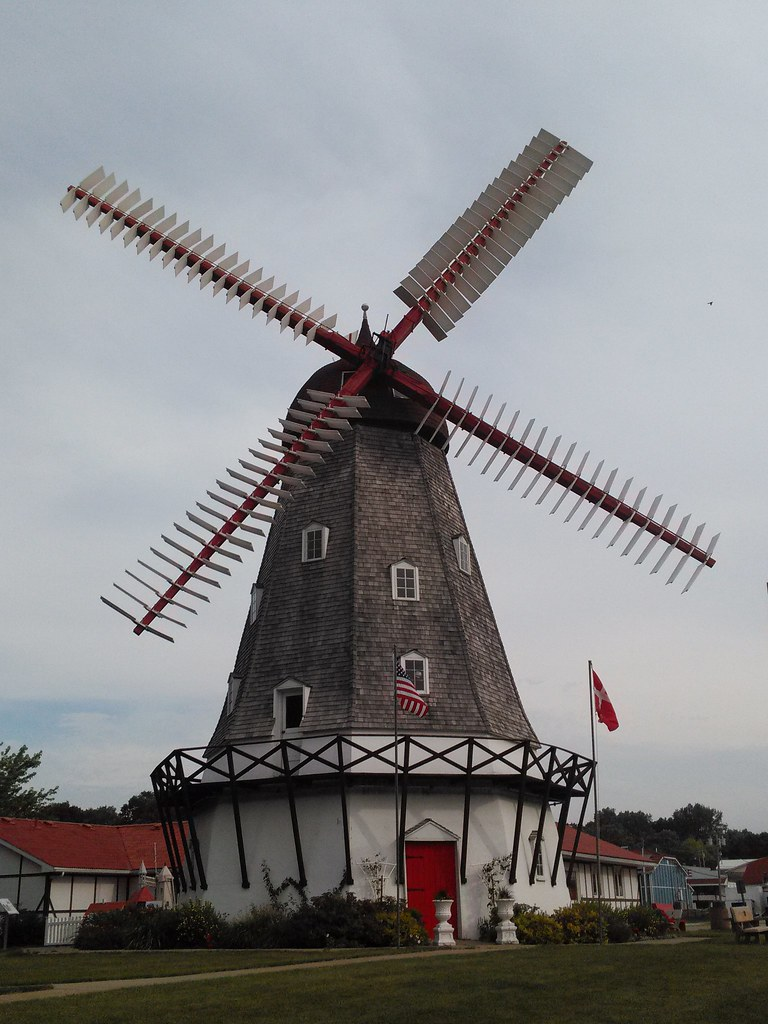 Danish Windmill