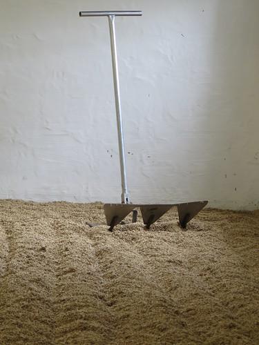 Malt shovel