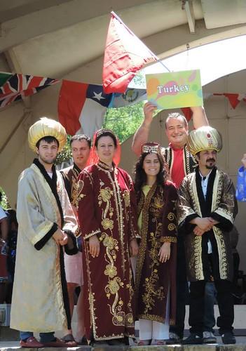World Festival and Parade 2014