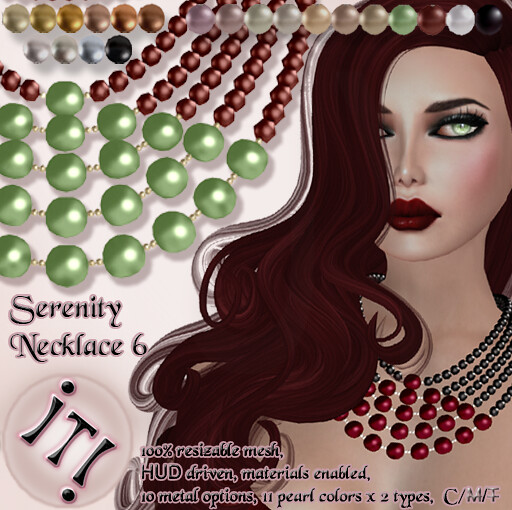 !IT! - Serenity Necklace 6 Image