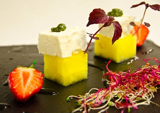 Feta- Melonen- Cubes | by Jan Dierkes