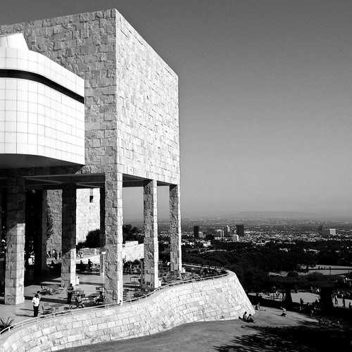 the Getty | by jaredé
