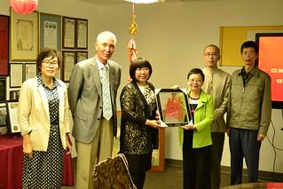 May 20 '16 CSULB Confucius Institute Visits CISDSU