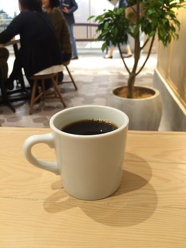 アトレ恵比寿の猿田彦コーヒー