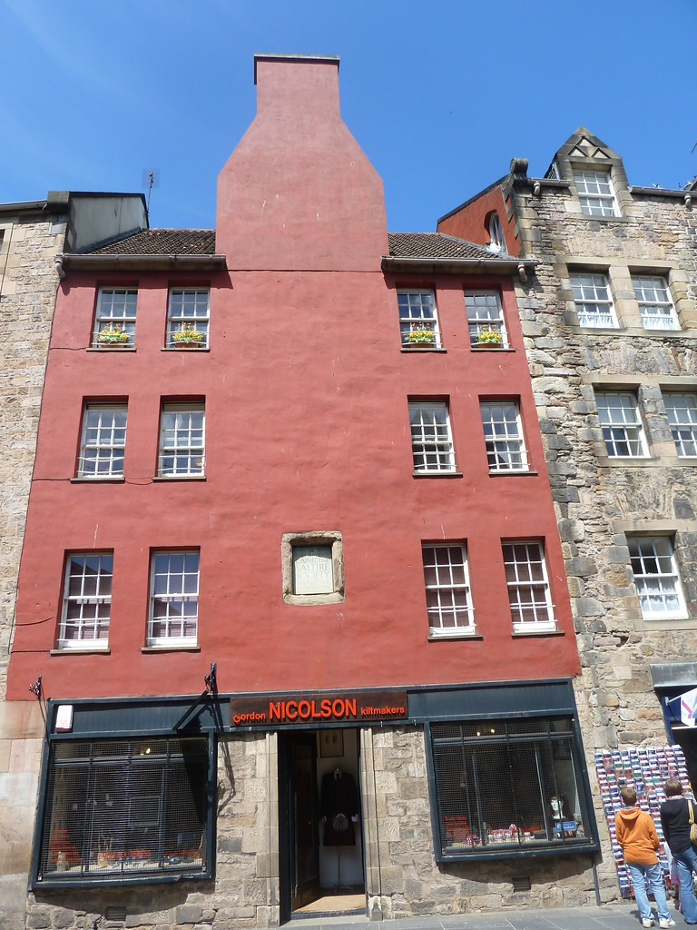 181 Canongate, Edinburgh, Scotland