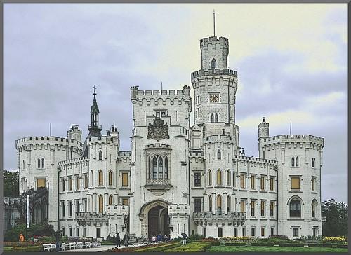 nad vltavou castle - photo #20