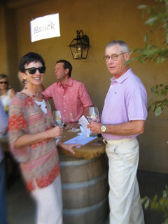 More pics from the vintners pour | by HauckCellars