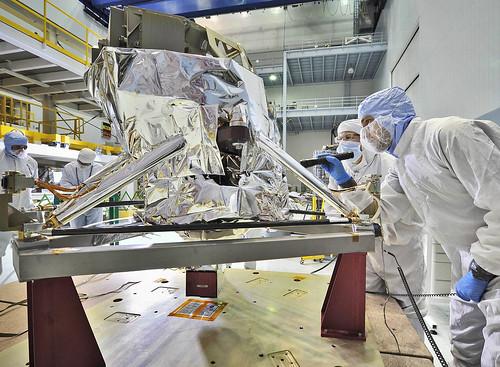 NASA's MIRI Instrument Gets Clean Bill of Health