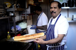 Masala Dosa - S is for Sri Lanka - Eating London A to Z | by The Hungry Cyclist