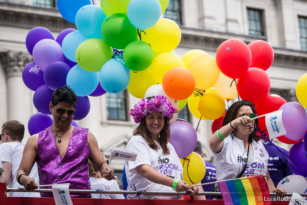 Pride 2016 in London-27