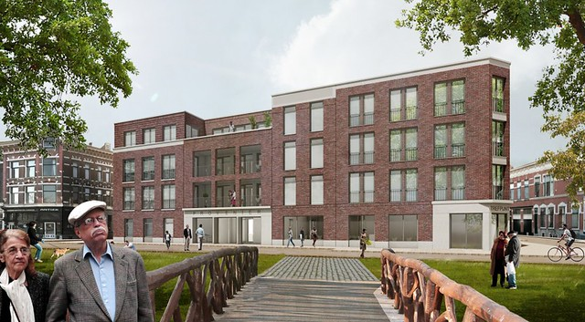 De Provenier Rotterdam KAW architecten 2