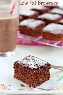 Low fat brownies | by RoxanaGreenGirl | Roxana's Home Baking