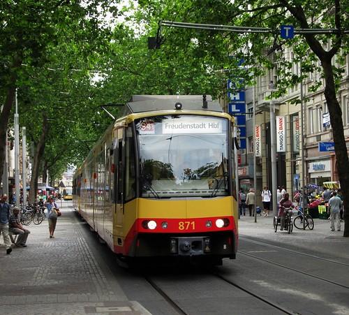 Karlsruhe Stadtbahn