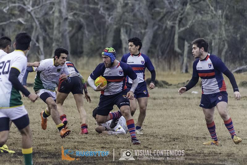 Rio Grande RHC vs Ushuaia RC - 1er Torneo Tolhuin - M18