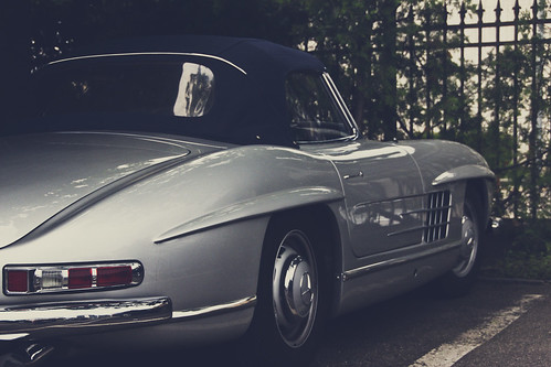 300SL Roadster | by Daniel 5tocker