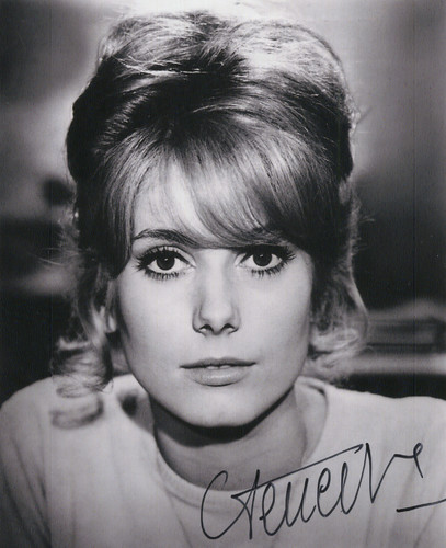 Catherine Deneuve autograph | by MarinaLFN