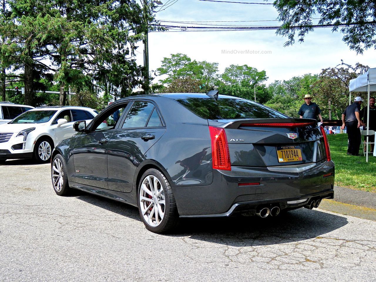 Cadillac ATS-V Review 7