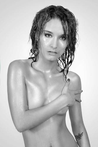 Megan | Water. Makeup: Courtney Carmody Tumblr Website