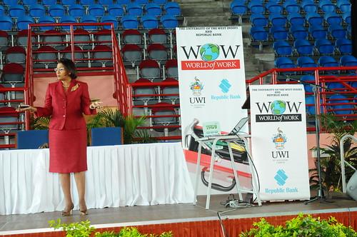 World of Work 2012, Interview Preparation, The UWI, St. Augustine
