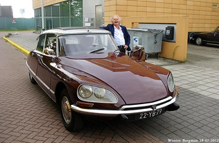 Citroën DS 23 IE Pallas 1973 | by XBXG