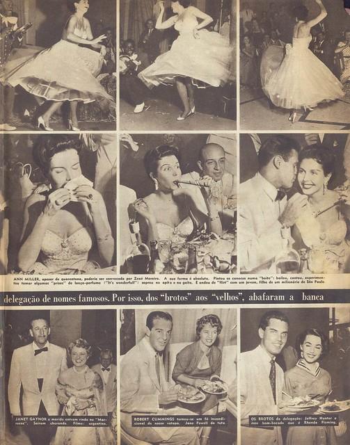Cruzeiro, 6 Março 1954 - 22