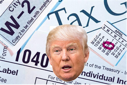 Trump Paid Nothing in Taxes