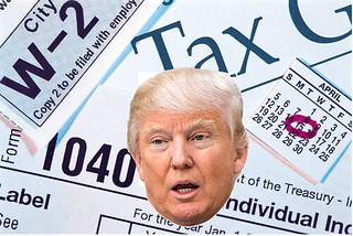 Trump's Taxes: He Screwed His Investors, Not Just Uncle Sam