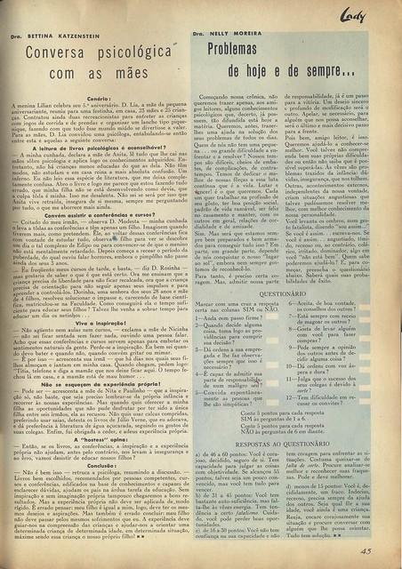 Lady, Nº 5, Fevereiro 1957 - 46